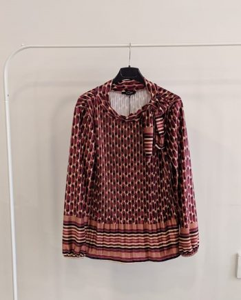 Maglia Debora Couture 7033 (Prugna)