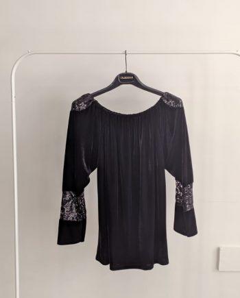 Maglia Debora Couture 854 (Nero)