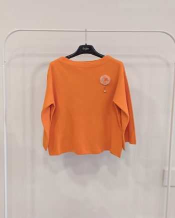 Maglione Debora Couture 00991(Arancione)