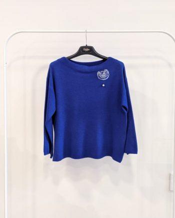 Maglione Debora Couture 00991(Blu)