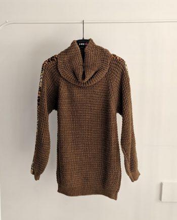Maglione Debora Couture 18059 (Marrone)