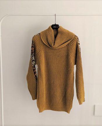 Maglione Debora Couture 18059 (Senape)