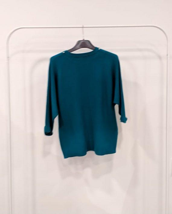 Maglione Debora Couture 19928 (Ciano) (3)