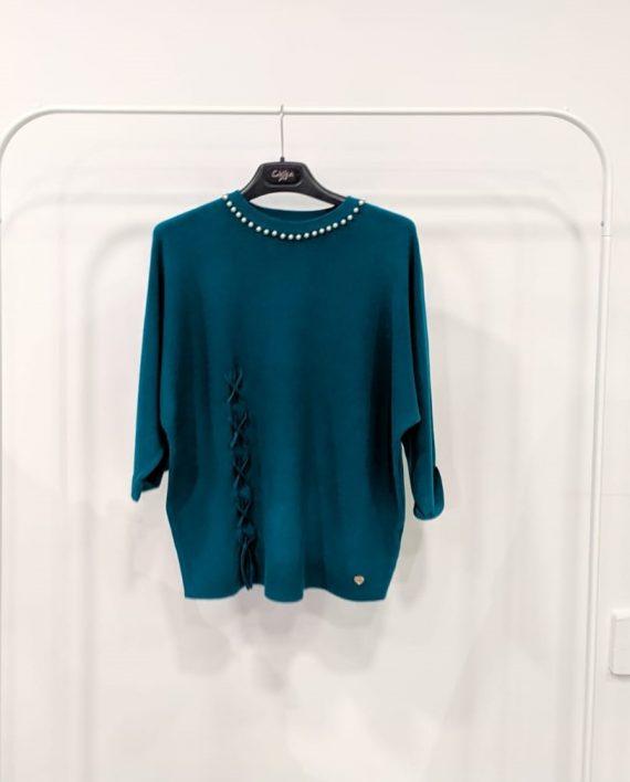 Maglione Debora Couture 19928 (Ciano)