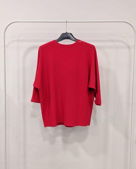 Maglione Debora Couture 19928 (Rosso) (3)
