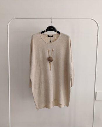 Maglione Debora Couture 22179 (Beige)
