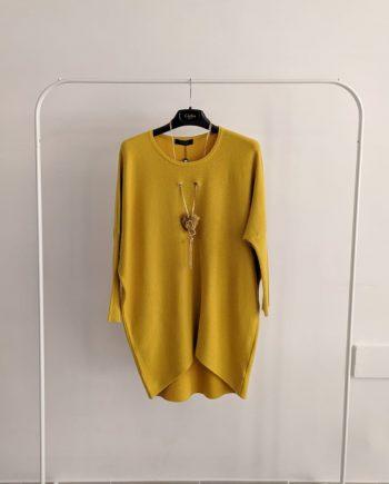 Maglione Debora Couture 22179 (Senape)