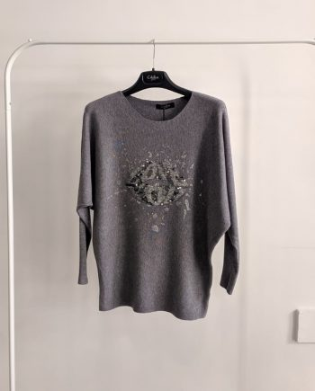 Maglione Debora Couture 89169 (Grigio)