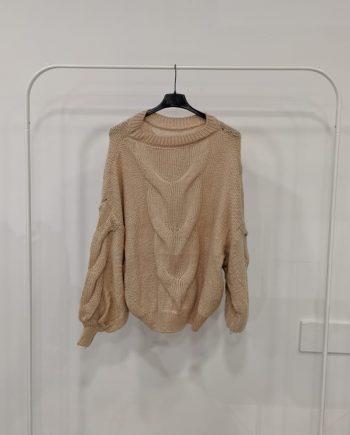 Maglione Debora Couture TX0065 (Bianco)