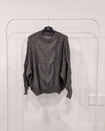 Maglione Debora Couture TX0065 (Grigio)