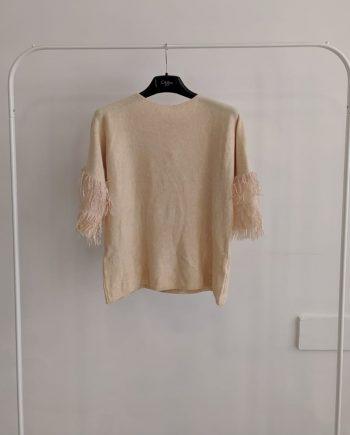 Maglione Debora Couture TX3433 (Bianco)