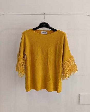 Maglione Debora Couture TX3433 (Senape)