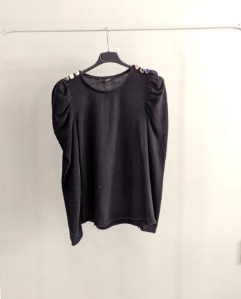 Maglione Debora Couture15366 (Nero)