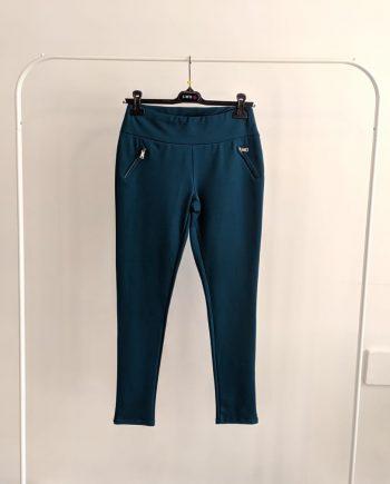 Pantalone Debora Couture 1617 (Ciano)