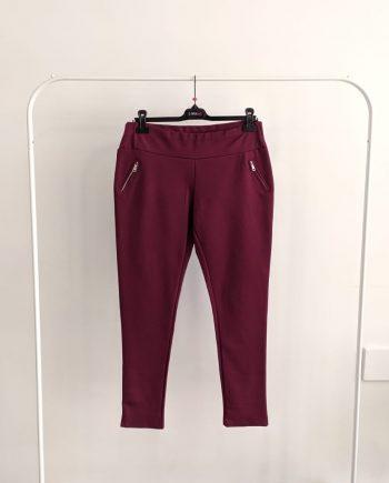Pantalone Debora Couture 1617 (Rosso)