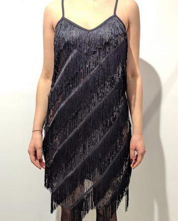 Abito Debora Couture 1012 (Nero)