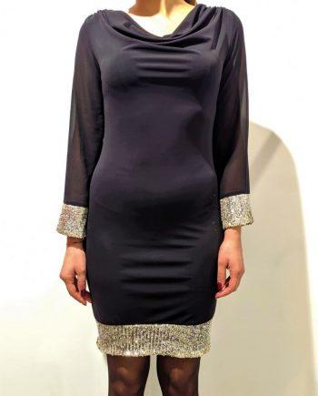 Abito Debora Couture 23179 (Nero)