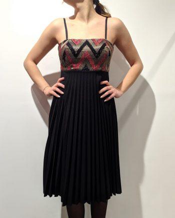 Abito Debora Couture 23195 (Nero)