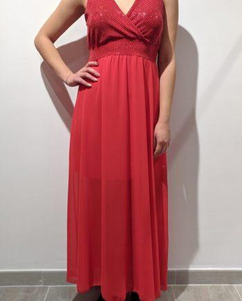 Abito Debora Couture 2697 (Rosso)