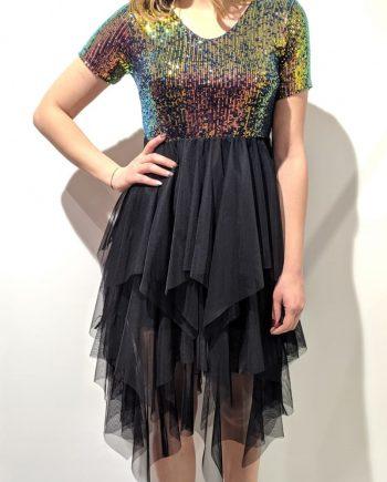 Abito Debora Couture 2707 (Nero)
