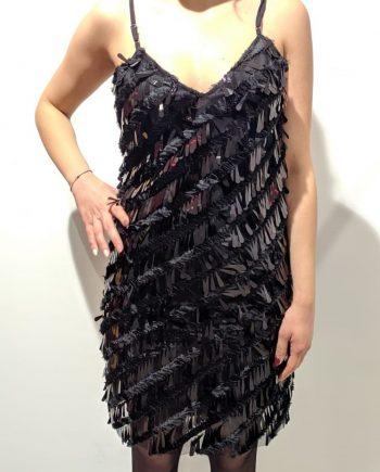 Abito Debora Couture 5920 (Nero)