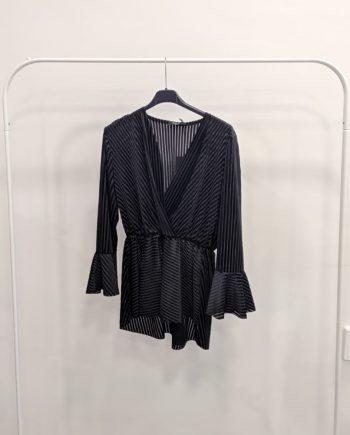 Abito Debora Couture 8551 (Nero)