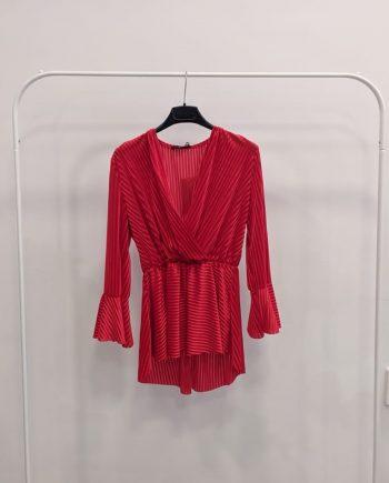 Abito Debora Couture 8551 (Rosso)