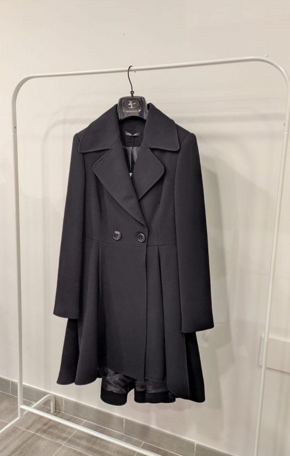 Cappotto debora couture DV1903 (Nero) (2)