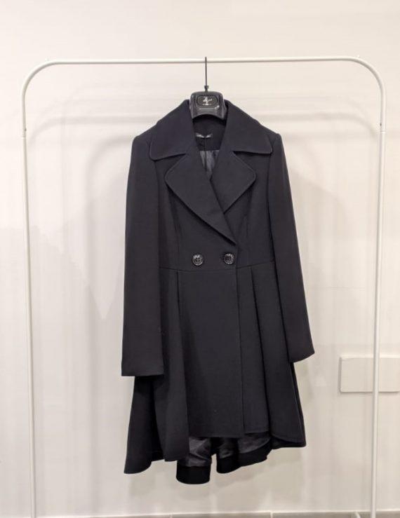 Cappotto debora couture DV1903 (Nero)