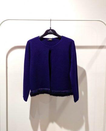 Cardigan Debora Couture 08381 (Blu)