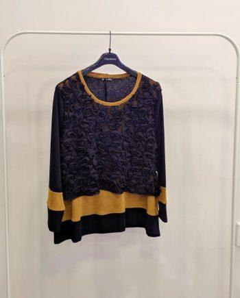 Casacca Debora Couture 06354 (Nero)
