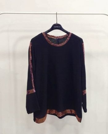 Casacca Debora Couture 06874 (Nero)