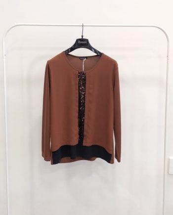 Casacca Debora Couture 506 (Marrone)