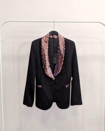Giacca Debora couture F839 (Bronzo)