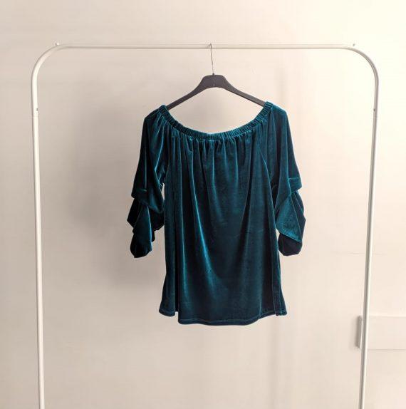 Maglia Debora Couture 7569 (Ciano) (3)