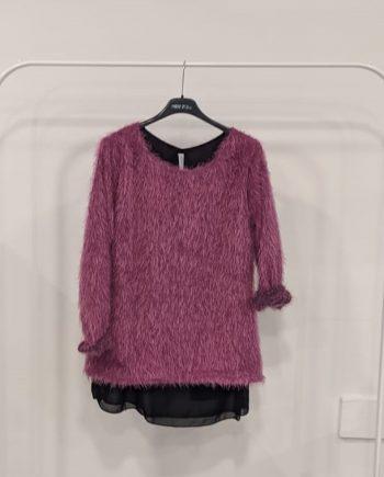 Maglia Debora Couture A996 (Lilla)