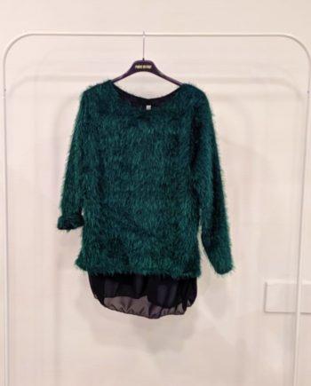 Maglia Debora Couture A996 (Verde)