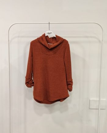 Maglione Debora Couture M1531T144 (Mattone)