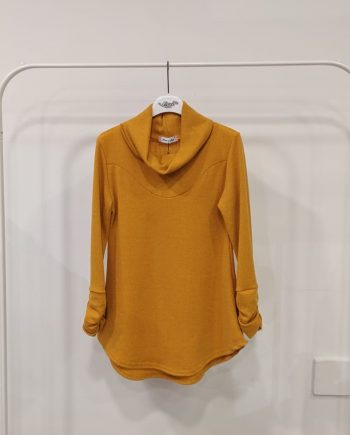 Maglione Debora Couture M1531T144 (Senape)