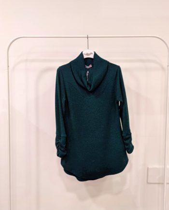 Maglione Debora Couture M1531T144 (Verde)